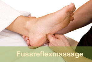 Fussreflexmassage